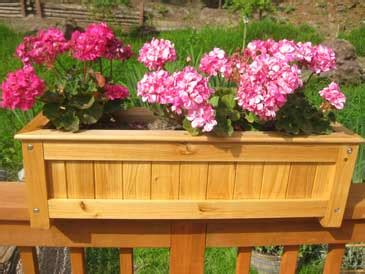 Deck Railing Planter Box Plans by Bring More Nature To Your Deck