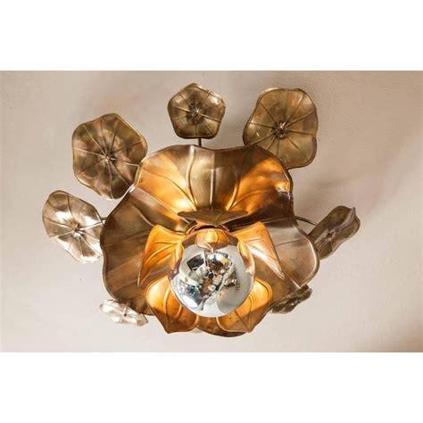 Lotus Flower Light Fixture Lotus Flower Ceiling Lights For Sale At 1stdibs