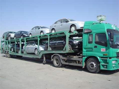 film semi x2 car carrier trailer car carrier trailer car carrier