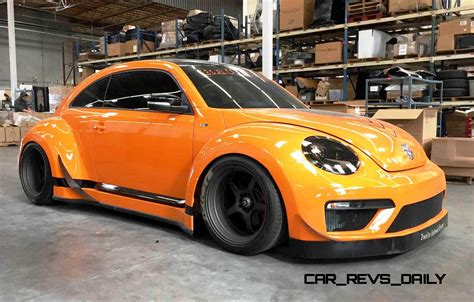 volkswagen beetle race car 2015 volkswagen beetle rear drive widebody by tanner foust