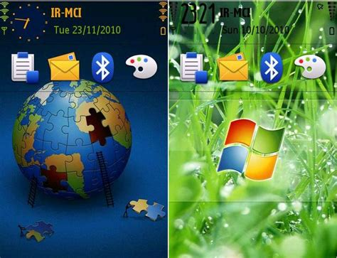 nokia 5233 windows themes cell phones repair nokia 5233 hot themes collection pack
