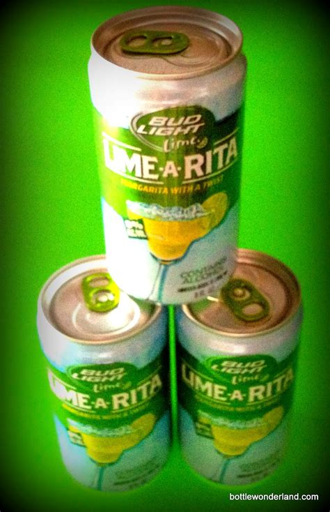 how many calories in a can of bud light lime
