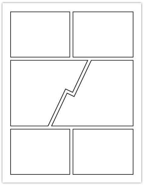 comic book layout template comic book styles and layouts comic book guide