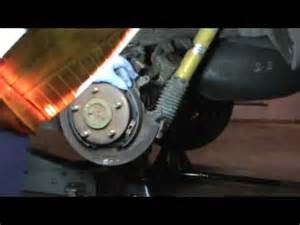 jeep grand rear brakes