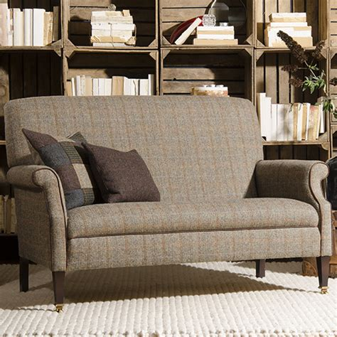 tetrad bowmore sofa tetrad harris tweed bowmore compact sofa