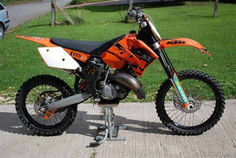 2006 Ktm 125sx Motocross Bike At Ktm Sx 125 2006 In Swindon United