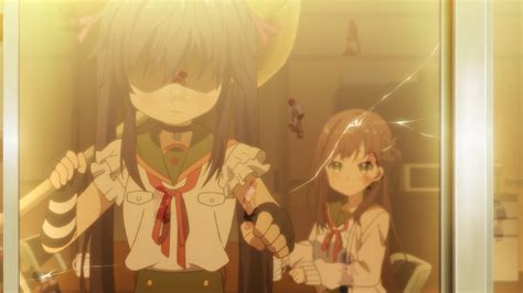 school live anime review an undead twist on slice of in school