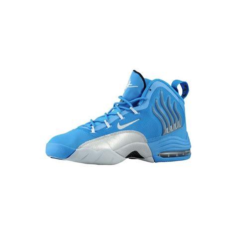 nike sonic shoes nike blue and white basketball shoes nike sonic flight
