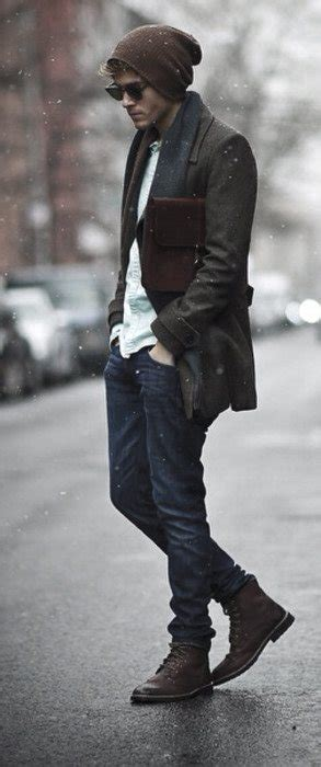 to wear with boots mens how to wear boots for 50 style and fashion ideas