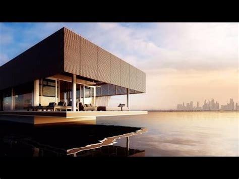 houseboat uae the waterlovt an off grid luxury houseboat in uae youtube