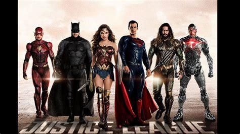 imagenes donde se imparte justicia en twitter filtran nuevo poster de la liga de la