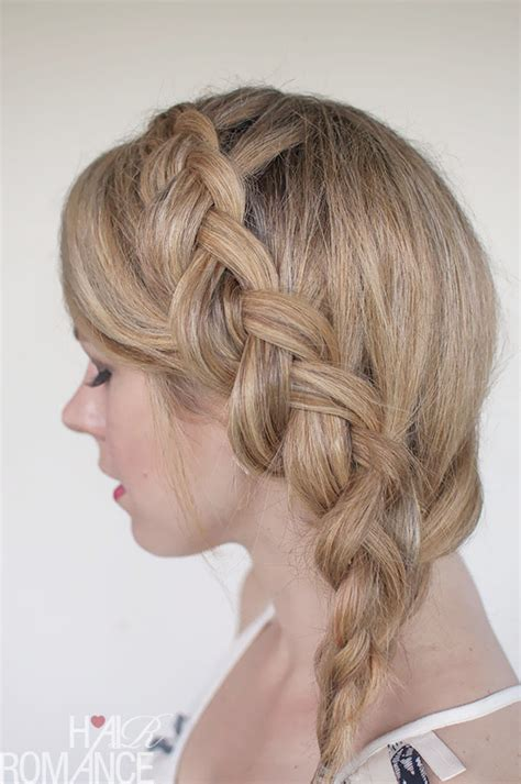 i want to see hair galarry on braids hairstyle tutorial dutch side mermaid braid hair romance