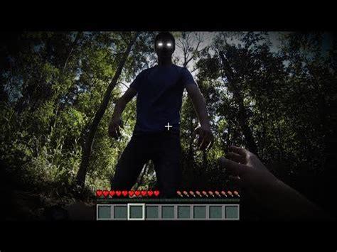 minecraft: herobrine lives (live action) | daikhlo