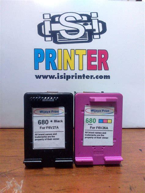 Segel Hitam Tinta Hp 680 Black Catridge Printer Original Ink Deskjet hp 680 tinta black ink cartridge f6v27aa isi printer shop