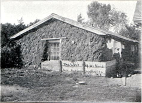 what is a sod house central city nebraska circa 1908