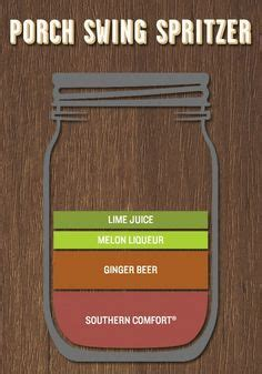 porch swing drink recipe 1000 images about southern comfort cocktails on pinterest