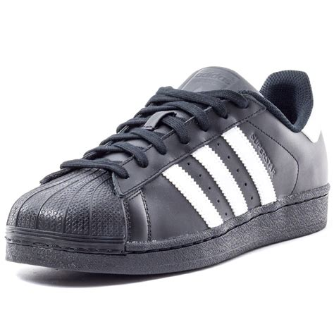 new adidas shoes adidas originals superstar womens trainers leather black