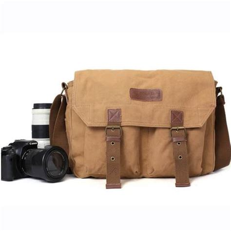 genuine leather dslr camera bag leather briefcase leather