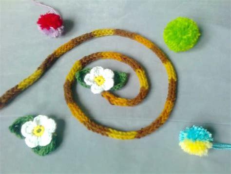 tutorial rajut wol rajut merajut pola bunga sederhana 2015 personal blog