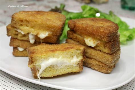 mozzarella in carrozza pangrattato mozzarella in carrozza la vera e originale mozzarella in