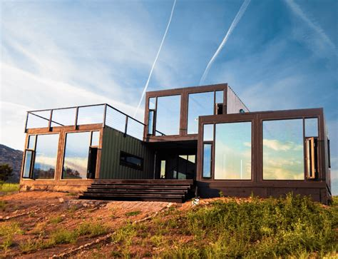 15 well designed shipping container homes for inside