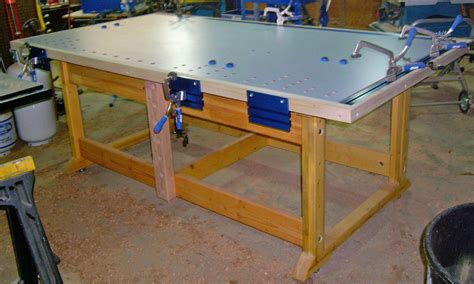 kreg clamping  assembly table  kcoombs