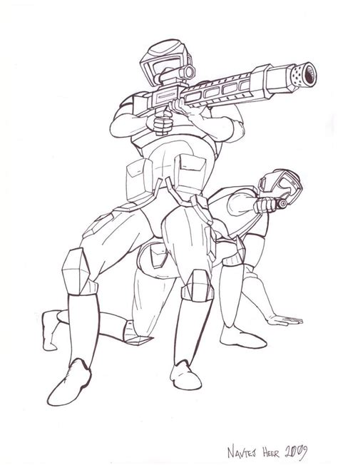 scout trooper coloring pages imperial scout troopers by hellbat on deviantart