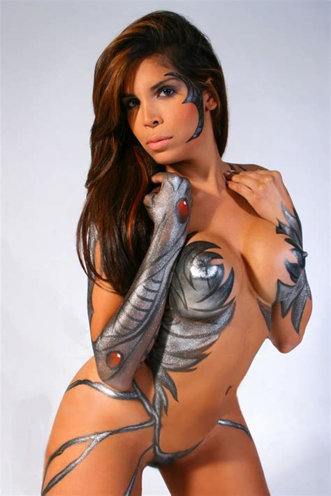 Painters Near Me by China Body Painting Models Amazing Art Gallery