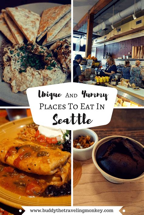top places to eat in seattle unique and yummy places to eat in seattle washington