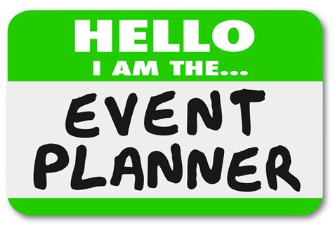 planning pic special events deserve s p e c i a l attention tim co