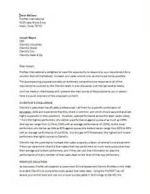 How to write a business proposal letter pictures 1