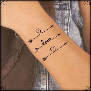 heartbeat arrow tattoo 92 famous arrow tattoos on wrist