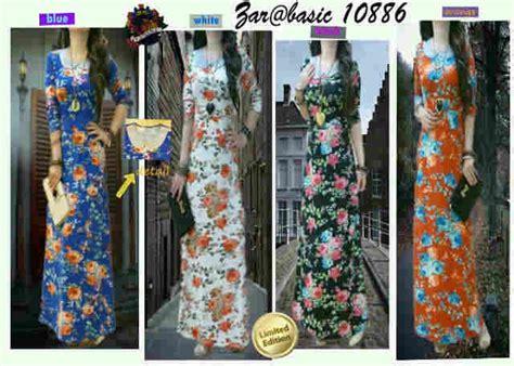 Grosir Baju Dress Katun Bangkok Arimbii 2 S baju zara basic dress 10886 habis cafe bajoo