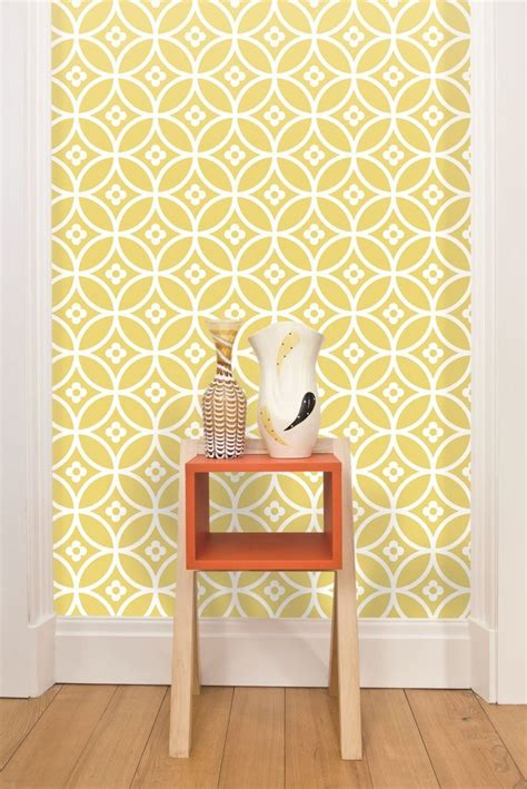 yellow wallpaper home decor wallpaper home