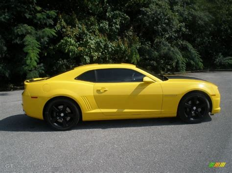 Must Colours For Ss 2011 by 2011 Rally Yellow Chevrolet Camaro Ss Coupe 70352929