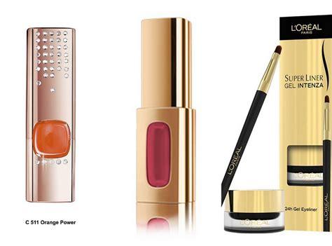 Makeup Loreal new l oreal cannes makeup 2015 reviews price shades gel intenza extraordinaire lipsticks