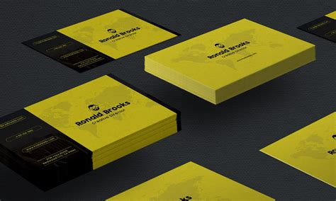 visiting card psd template professional business card templates psd best business cards