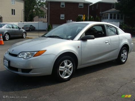 saturn ion 2 silver nickel 2006 saturn ion 2 coupe exterior photo