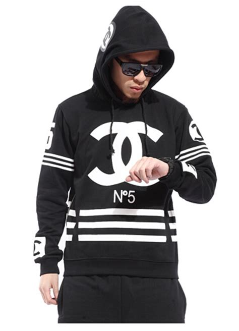 Channel Hoodie sweater chanel sweatshirt homme femme hoodie wheretoget
