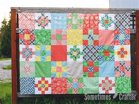 Vintage Quilt Designs by Vintage Memories Quilt Pattern Sometimes Crafter