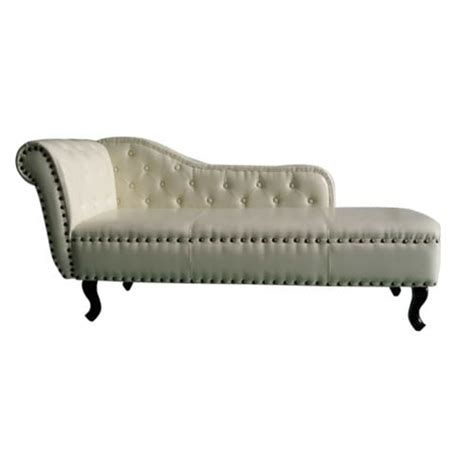 Chaise Longue Chesterfield by Vidaxl Nl Chesterfield Chaise Longue Cr 232 Mewit