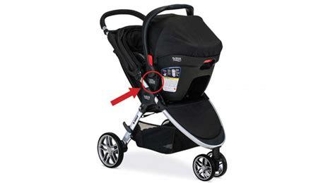 britax b agile infant car seat recall recall britax recalls 700 000 strollers today s parent