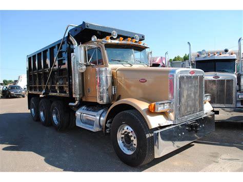 Peterbilt 379 Dump Trucks For Sale Used Trucks On