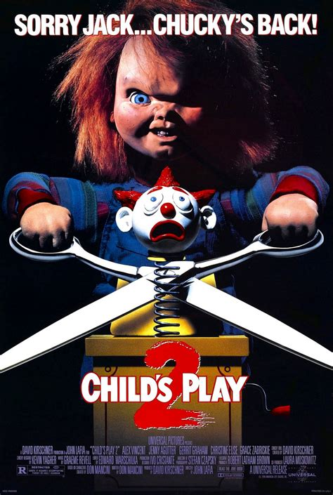 movie chucky cast chucky the complete collection blu ray review collider