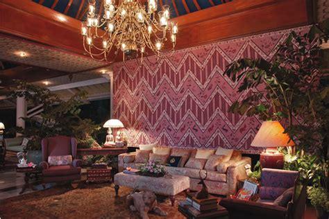 design interior batik artikel trend rumah