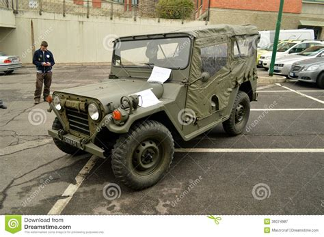 Are Jeeps Considered Trucks Willys Mb Jeep Editorial Photography Image 36074987