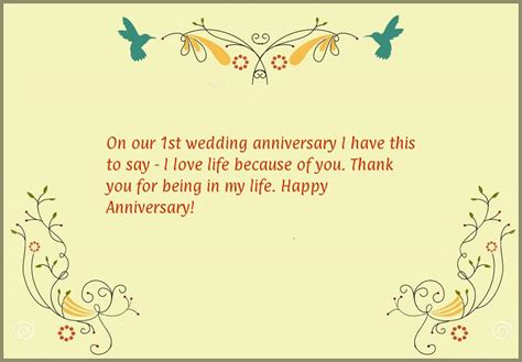 1st wedding anniversary quotes for and in wedding anniversary wishes for my husband