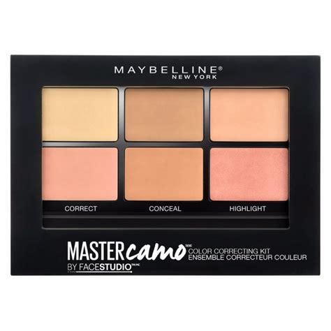 Maybelline Contour Kit maybelline mastercamo contour kit medium 6 5 gr