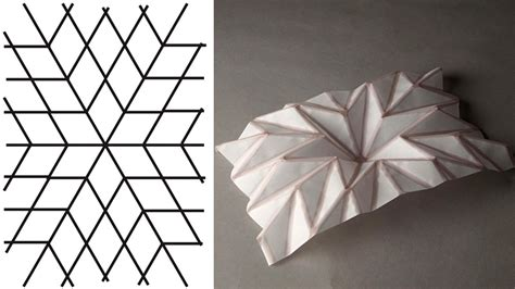 origami using printer paper this inkjet prints self folding origami gizmodo australia