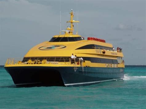 cozumel catamaran ferry conoce cozumel